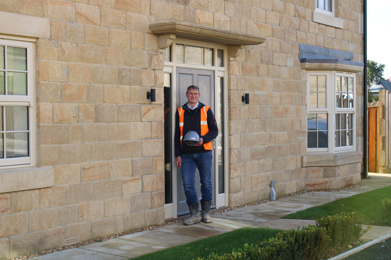 Shane Garwood LABC Award Winner for West House Gardens, Birstwith