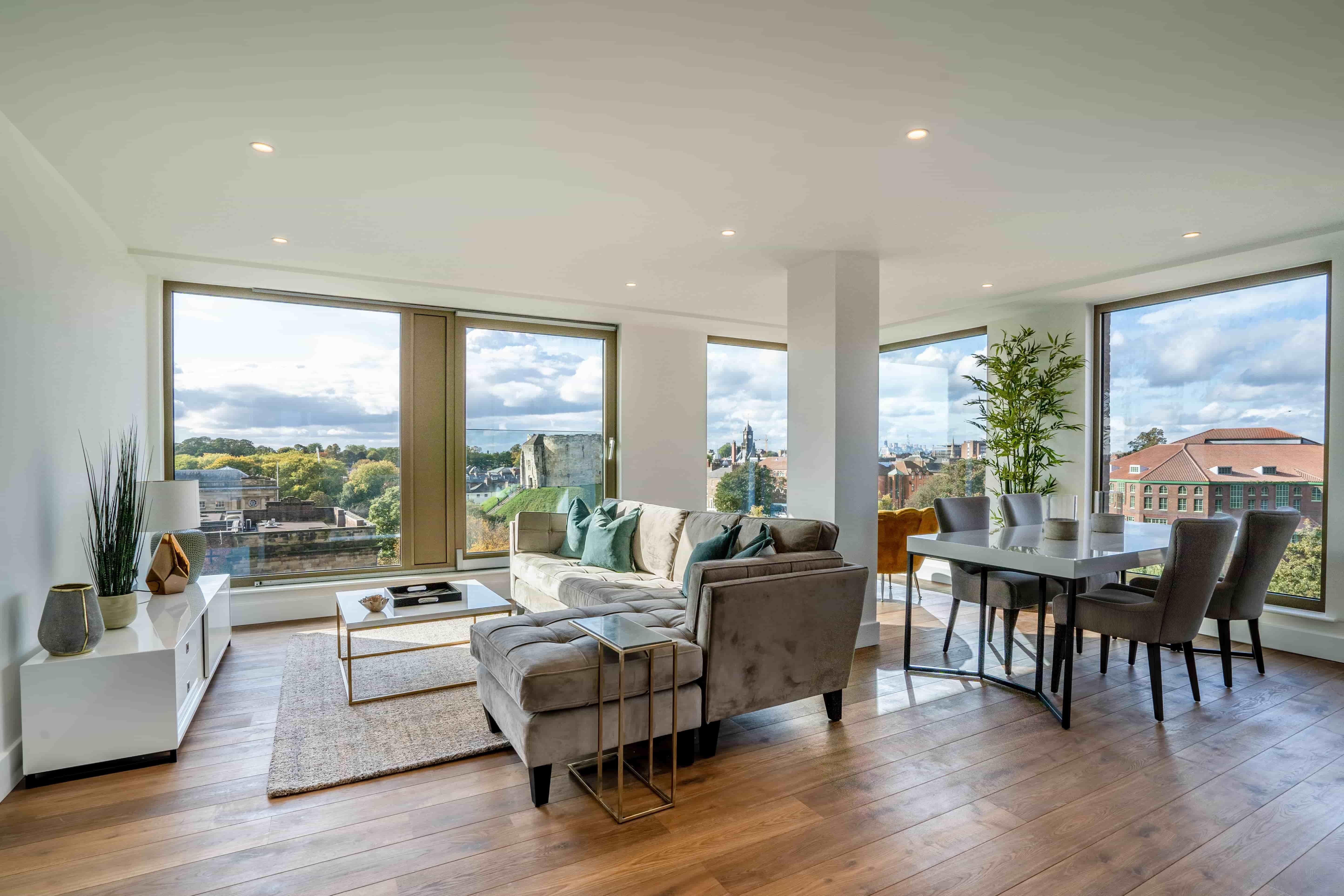Ryedale House Apartments For Sale In York City Centre
