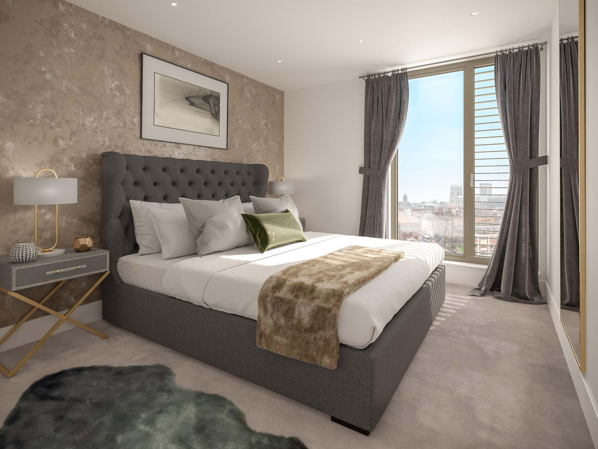 Luxury apartments for sale in York